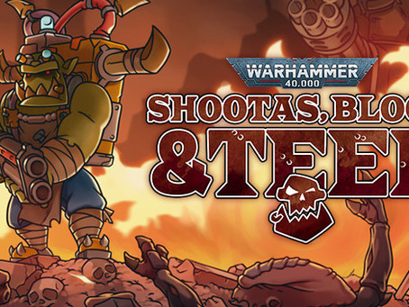 Ein neues Abenteuer, das im Warhammer 40k-Universum spielt, kommt!