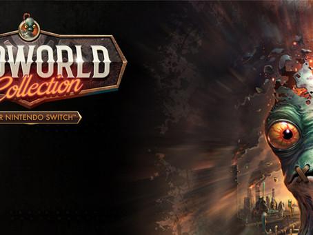 Oddworld: Collection für Switch angekündigt