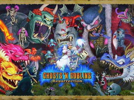 Ghosts 'n Goblins Resurrection ist ab sofort für die Switch erhältlich