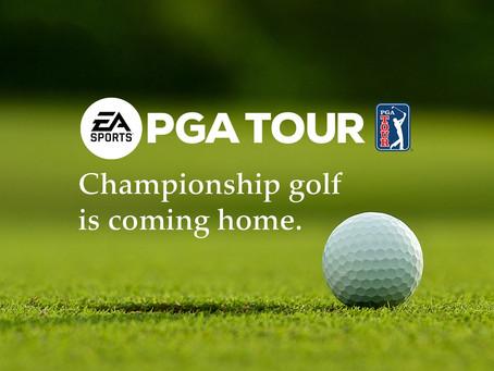 PGA Championship und Club Professionals werden Teil von EA SPORTS PGA TOUR