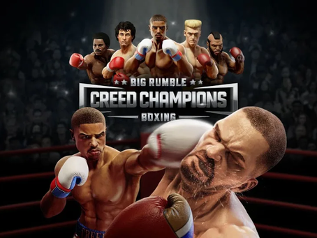 Big Rumble Boxing: Creed Champions (Switch) im Test