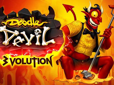 Doodle Devil: 3volution (NSW) im Test