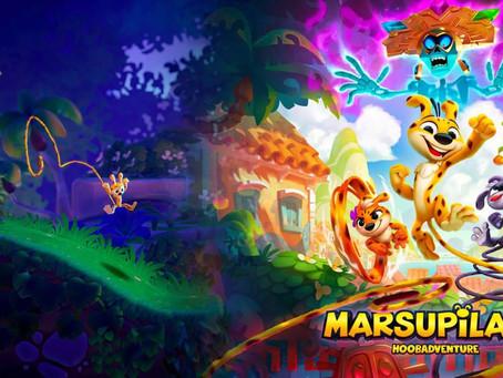 Marsupilami: Hoobadventure erscheint im November und neuer Trailer erschienen