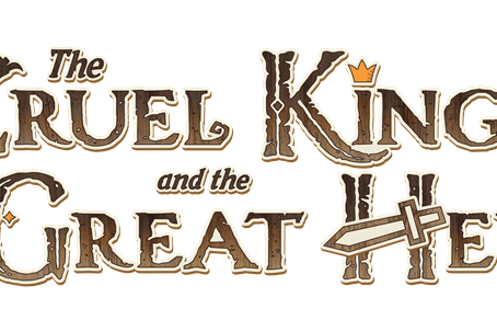Neuankündigung eines wunderschönen Abenteuers: The Cruel King and the Great Hero