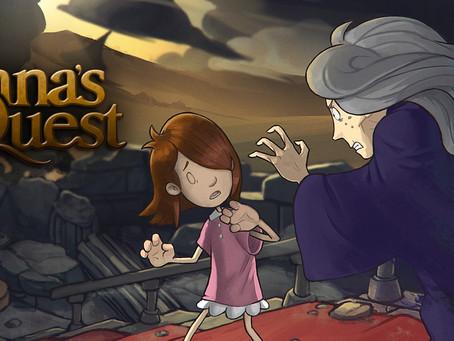Anna's Quest (Switch) im Test