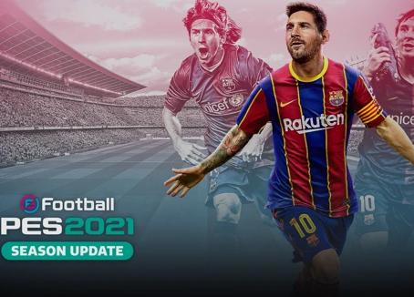 Data Pack 3.0 für eFootball PES 2021 SEASON UPDATE ab sofort verfügbar