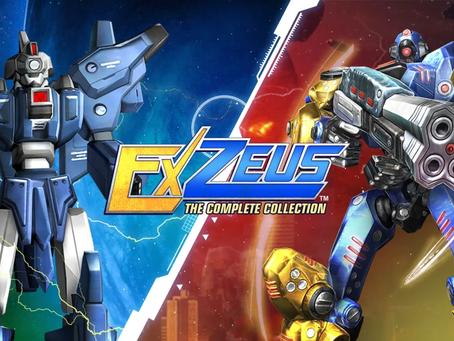 Retro-Shooter ExZeus: The Complete Collection erscheint diesen Monat auf PC und Konsole