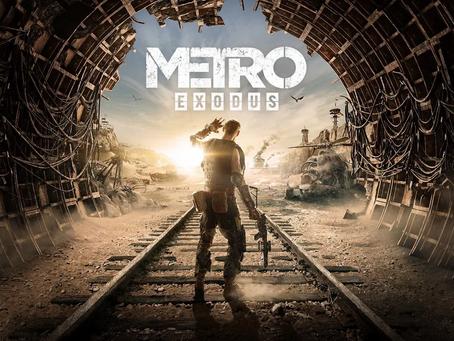 METRO EXODUS: GEN 9-Update für Xbox Series S|X und PlayStation 5 ab sofort verfügbar