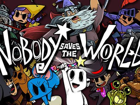 Nobody Saves The World kommt bald für die Konsole und dem PC