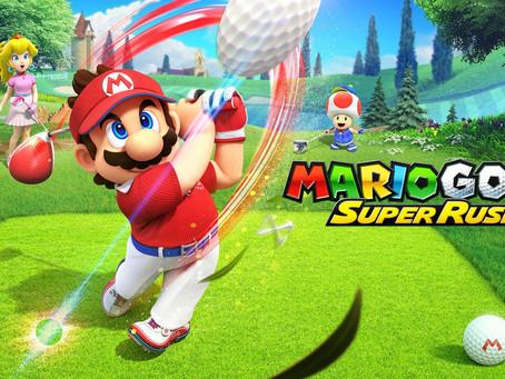 Mario Golf: Super Rush (Switch) im Test