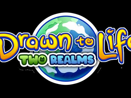 Der kostenlose Creative Pack-DLC für Drawn to Life: Two Realms ist da