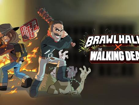BRAWLHALLA - Ab heute kämpfen auch NEGAN und MAGGIE aus The Walking Dead als Epic Crossover