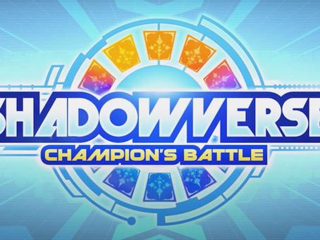 Shadowverse: Champion's Battle erscheint im Sommer 2021 für Nintendo Switch™