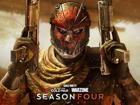 Call of Duty ist in die Saison 4 gestartet