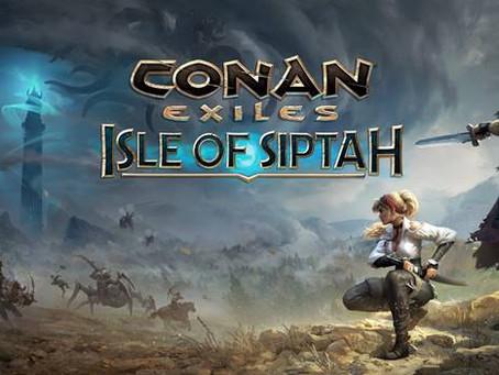 Conan Exiles kommt in den Game Pass, Mega-Erweiterung Isle of Siptah erhält Release Termin
