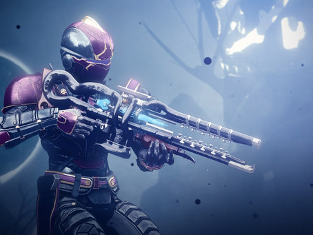 """Nutzt die Dunkelheit in Destiny 2 mit der Exotischen Waffe """"Agers Zepter"""""""