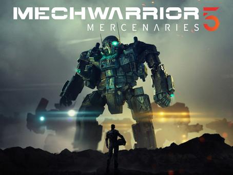 MechWarrior kehrt zum ersten Mal seit mehr als 20 Jahren auf PlayStation zurück
