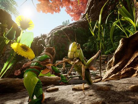 """Neue Details für Open World Survival Titel """"Smalland"""" bei der Future Games Show"""