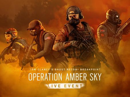 Operation Amber Sky für Ghost Recon Breakpoint von Ubisoft enthüllt