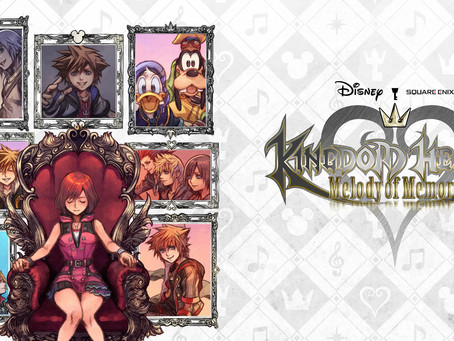 Kingdom Hearts: Melody of Memory - Demoversion ab sofort verfügbar