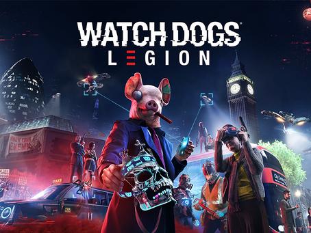Watch Dogs: Legion Titel-Update 5.5 ab sofort verfügbar