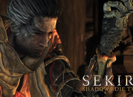 Sekiro: Shadows Die Twice als Game of the Year Edition