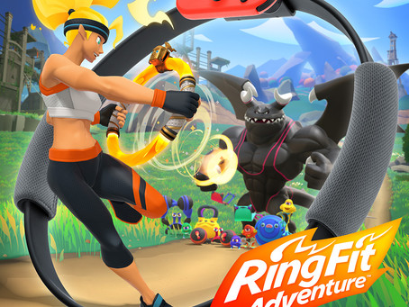 Ring Fit Adventure: Mit Workouts und Humor die Abenteuerwelt retten
