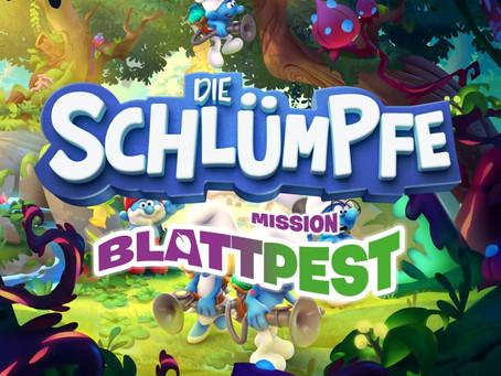 Die Schlümpfe - Mission Blattpest erhält Teaser-Trailer!