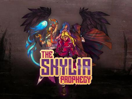 The Skylia Prophecy kann für die Switch und Xbox One vorbestellt werden