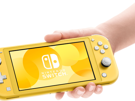 Nintendo Switch Lite: Das jüngste Mitglied der Nintendo Switch-Familie ist ab heute erhältlich