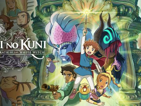 Launch-Trailer zu Ni no Kuni: Der Fluch der weißen Königin Remastered