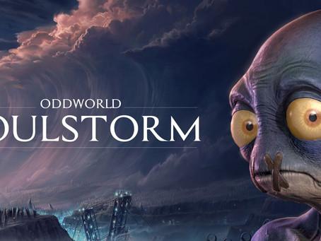 Oddworld Soulstorm - Ab sofort könnt ihr das neue Abenteuer von Abe erleben