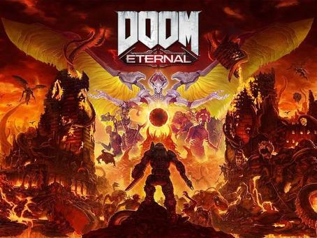 Doom Eternal wird weitere Updates in diesem Jahr erhalten