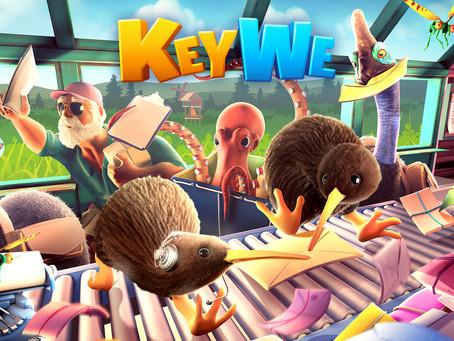 KeyWe: PlayStation-Versionen des Koop Puzzlers erscheinen am 28. September