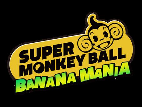 SEGA kündigt Super Monkey Ball Banana Mania an