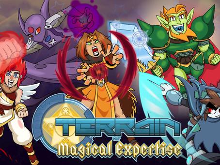 Terrain of Magical Expertise - Bereite dich auf den Kampf gegen die Black-Hat-Hacker vor!
