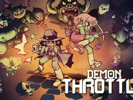 Demon Throttle für Switch angekündigt