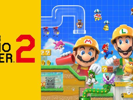 Super Mario Maker 2 (NSW) im Test