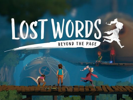 Lost Words: Beyond the Page erhält Accolades Trailer