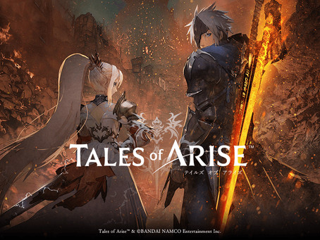 Tales of Arise - Neuer Gameplay-Trailer des Spiels erschienen