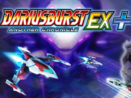 DariusBurst: Another Chronicle EX+ (Switch) im Test
