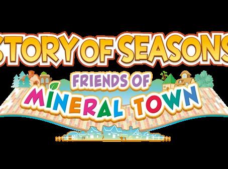 STORY OF SEASONS: Friends of Mineral Town ist ab sofort für PlayStation 4 und Xbox One erhältlich