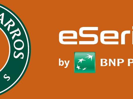 Roland-Garros eSeries by BNP Paribas: Größtes eTennis-Turnier der Welt kehrt zum vierten Mal zurück
