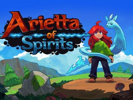 Arietta of Spirits lädt diesen Sommer zum Erkunden geisterhafter Mysterien auf PC und Konsolen ein