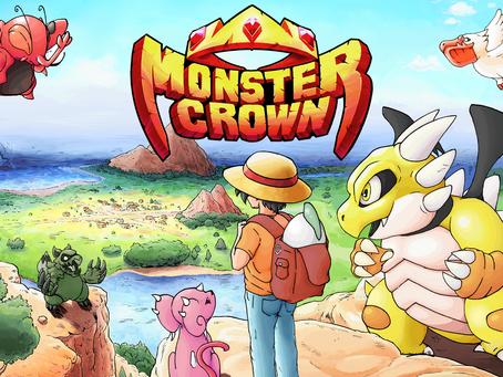 Brandneuer Trailer zur Veröffentlichung von Monster Crown