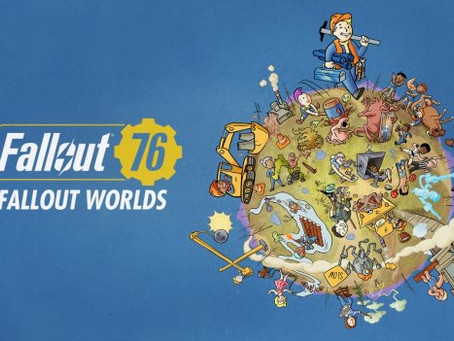 Fallout 76 - Fallout Worlds is ab sofort verfügbar