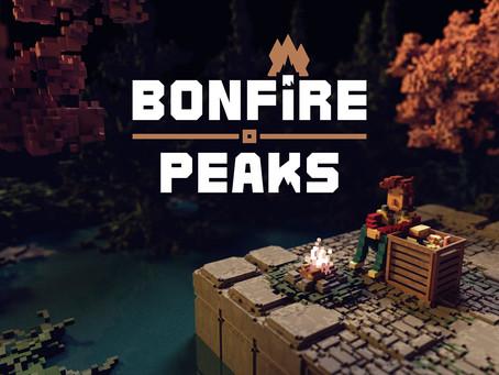 Entfache deine Leidenschaft für Rätsel in Bonfire Peaks