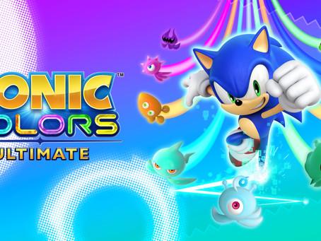 Sonic Colors: Ultimate - Neuer japanisches Video zeigt mehr Gameplay