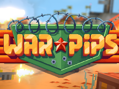 Warpips bringt am 29. April das explosive Chaos des Pixel-Krieges in den Steam Early Access