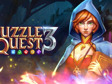 505 Games kündigt Puzzle Quest 3 an